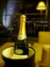 シャンパンで乾杯!