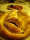 持ち込みのパン