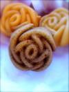 ニュージャーマンのバラのマドレーヌ