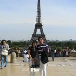 何度かパリを訪れても行く機会がないエッフェル塔。とは言え、一度はぜひ。