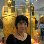 大英博物館にて:マミー(ミイラ)が大好きな妻