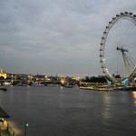ロンドンアイ(テムズ河沿いの大観覧車)景観的にはいかがなものかと