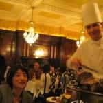 ローストビーフで有名な店:鎌倉山の方が美味しい